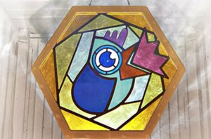 stained glass by meno